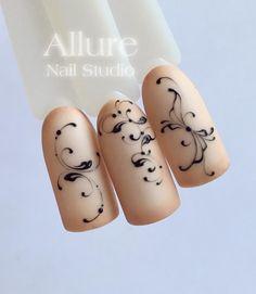 1,966 отметок «Нравится», 11 комментариев — On the nails with love (@allure_nail_studio) в Instagram
