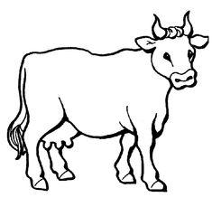 silueta1 vaca