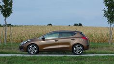 Der neue Kia cee'd: Noch mehr Multimedia für eine sicherere und angenehmere Fahrt Kia Motors, Multimedia, Bmw
