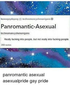 I'm actually demisexual, but this applies 😂 ~Kit Panromantic Demisexual, Ace Pride, Pride Flag, Lgbt Memes, Lgbt Community, Found Out, Gay, Messages, Feelings