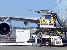 Castors and Wheels for Airport Equipment