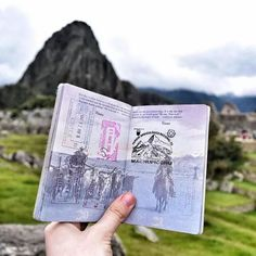 Most-Coveted Passport Stamps in the World