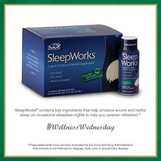 A great product for those restless nights!
