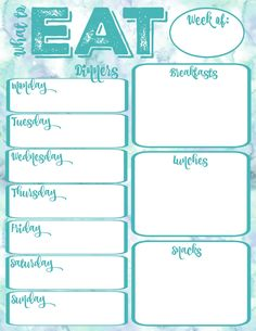 Free-Printable-What-to-Eat-Weekly-Meal-Planner-at-thehappyhousie.com_.jpg (1700×2200)