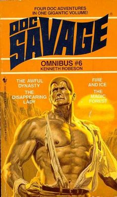 Doc Savage Books - Doc Savage Omnibus #11 - Kenneth Robeson