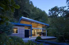 Griffin Enright Architects - Ross, California