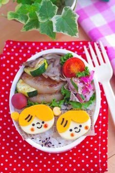 2012年11月 - ◆きょうのおべんとう*キャラ弁&デコスィーツ◆