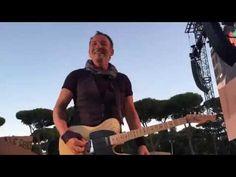 Bruce Springsteen - Hampden Park, Glasgow on June 1 2016 || Full Concert HD-Audio - YouTube