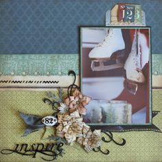 A Project by papermama from our Scrapbooking Gallery originally submitted 12/31/11 at 01:44 PM