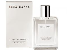 Saison Shop - Products - Acca Kappa - Acca Kappa White Moss Collection - Acca Kappa White Moss Eau de Cologne 100ml