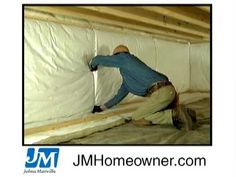Insulating Unvented Crawl Spaces Crawl Spaces, Mobile Home Repair, Ranch House Remodel, Home Insulation, Metal Garages, Bread Puddings, House Inside, Cottage Homes, Storage Ideas