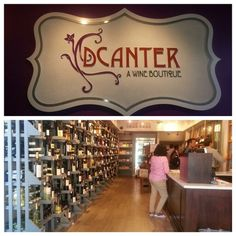 Dcanter. An awesome new Wine Boutique in the heart of DC, Barracks Row. http://www.dcanterwines.com/