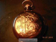 Taschenuhr - Taschenuhren - Bayern (Deutschland) - Uhrenmarkt Juppy24 Pocket Watch, Watches, Accessories, Bavaria Germany, Wristwatches, Clocks, Pocket Watches, Jewelry Accessories