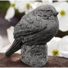 Fairy Statues, Gnome Statues, Garden Statues, Garden Sculpture, Ladybug Garden, Crystal Garden, Owl Family, Animal Statues, Cast Stone