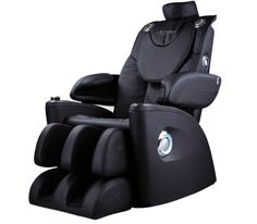 Unwind after a stressful day at work with your very own Luxurious Massage Chair! A unique massage chair designed to lend itself to the fashions of today's home furniture while providing users with maximum relaxation effects.  Angle of laying:   95-170 degrees Angle of footrest: 0-105 degrees Timer setting:  15 minute automatic power off time - 220 volts – 50 Hz - 150 watts