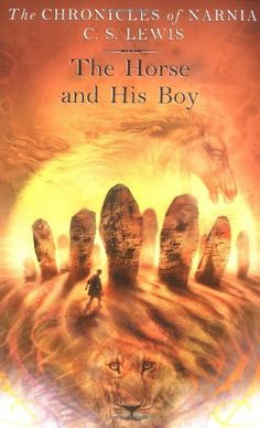 The Horse and His Boy by C. S. Lewis,http://www.amazon.com/dp/0064471063/ref=cm_sw_r_pi_dp_Hhqatb1M7J9HFKJM
