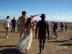 AfrikaBurn 2012 Living