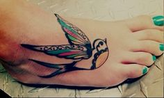 sparrow tattoos for women - Cerca con Google