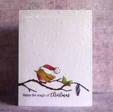 Image result for cards made using penny black nature's friends stamps