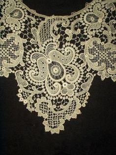 Victorian Lady Needlelace Lace