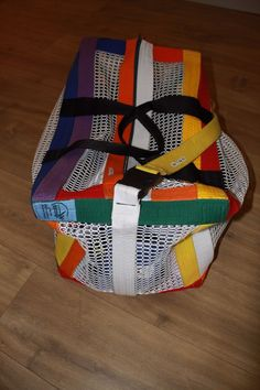 Unique, Handmade, Martial Art Belts, Training Holdall, Sparring Kit Bag - 612
