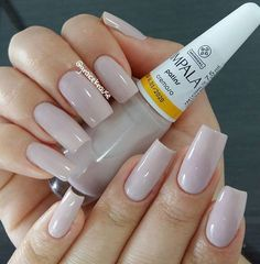 Perfect Nails, Gorgeous Nails, Love Nails, Pretty Nails, My Nails, Nails Polish, Nail Polish Colors, Nail Deco, French Gel