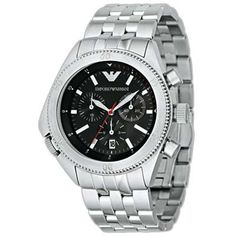 387b516e1b3 AR0546 EMPORIO ARMANI CHRONO MENS WATCH ONLY 280 .