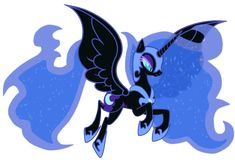 Mlp My Little Pony, My Little Pony Friendship, All The Princesses, Nightmare Moon, Funny Pictures, Funny Pics, Magical Girl, Animation, Pure Products