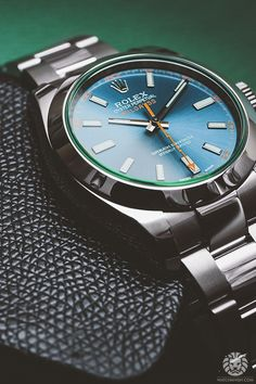 gentlemenbelike:  watchanish:  Rolex Milgauss Ref. 116400.Read the full article on WatchAnish.com.  http://gentlemenbelike.tumblr.com  http://theimpeccablydressedmrbwooster.tumblr.com/