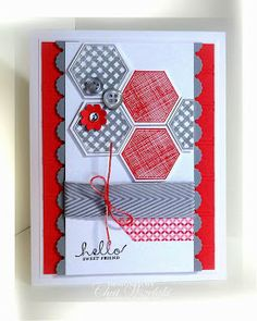 Me, My Stamps and I: Stampin' Up! Six-Sided Sampler