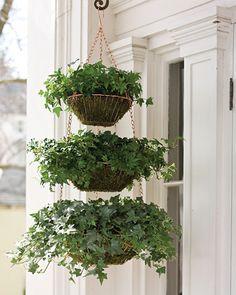 Hanging-basket-planters
