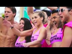 LeSutra Model Volleyball 2016 | Miami Beach