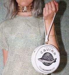 Caviar bag