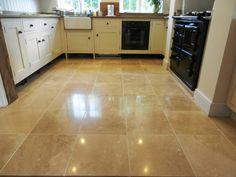 To Change Appearance Travertine Floor Tile - http://www.bentleysbandb.com/to-change-appearance-travertine-floor-tile/