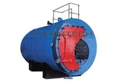 Wood or Coal Fired Horizontal Hot Water Generator