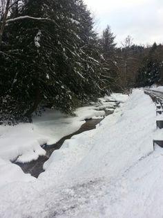 Deer Creek Rd.