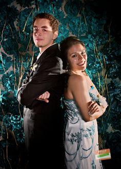 Like this for Jenn and Matt senior picture
