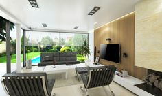 Interiér rodinného domu, Pezinok | RULES Architekti