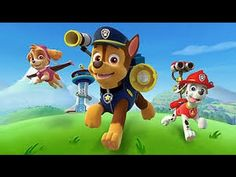 New Cartoon Movies For Kids Pups Save the Penguins  Pups Save a Dolphin Pup