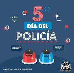 💚 FELIZ DÍA #Policias 💚 Gracias por arriesgar la vida por nosotros. 👮♀️👮♂️ 👉 Etiqueta a tu amig@ de la #policianacional para que participe en el sorteo de un regalo de su profesión 🎁 . . #frasesdeellasyellos #policia #Colombia Prize Draw, Happy Day, Gift, Thanks, Colombia