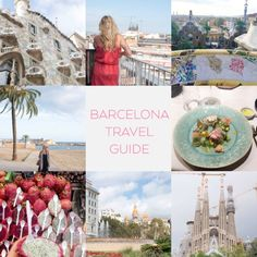 What to do in #Barcelona | IG: @blonde_atlas