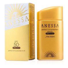 Anessa Perfect Uv Sunscreen Aa Spf 50+ Pa+++ --60ml-2oz