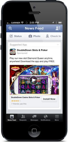 Facebook Adds Video And New Pricing To Its Mobile App Ads | TechCrunch