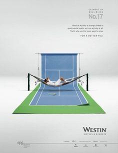 banking ads The Garden Party - Jerry Schwartz Ads Creative, Creative Advertising, Advertising Design, Ad Design, Layout Design, Flyer Design, Graphic Design, Hotel Ads, Hotel Motel