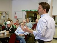McConnell-Linked Super PAC Dumps Six Figures into Anti-Ben Sasse Campaign The Corrupt are trying to hold onto their Power !   We the People - Don't want you any longer !