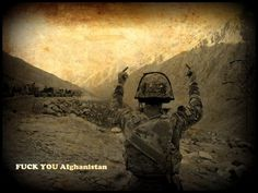 Fuck You Afghanistan!