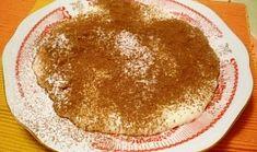 Rýžová kaše s pudingem z DP recept - TopRecepty. Sweet Recipes, Tiramisu, Program, Pancakes, Pudding, Cooking, Breakfast, Ethnic Recipes, Kitchen