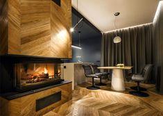 All In Studio Created Modern Bachelor Pad in Sofia - InteriorZine