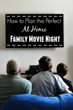 Connect with your kids over a family movie night! We've taken the guess work out of making it a success with our amazing @ebay Family Movie Night Guide! #sponsored #ebaystars
