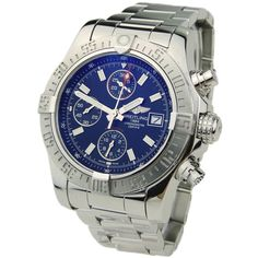 812240af835 Breitling Avenger II Automatic A1338111 - Parkers Jewellers